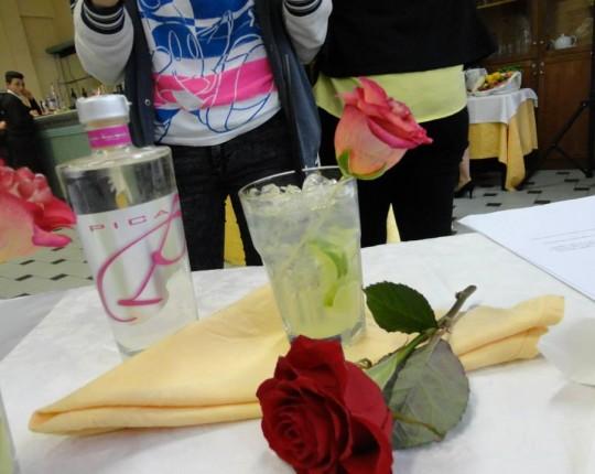 Cocktail Chameli di Margherita Baratti